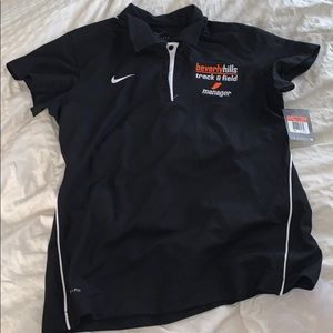 Beverly Hills Track and Field Manager t-shirt
